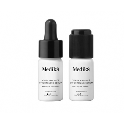 Medik8 | WHITE BALANCE BRIGHTENING SERUM 2X10 ml