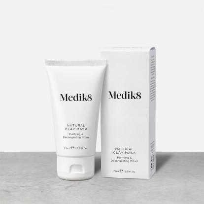 Medik8 | NATURAL CLAY MASK 75ml