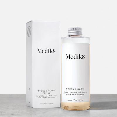 Medik8 | PRESS & GLOW Refill 200ml
